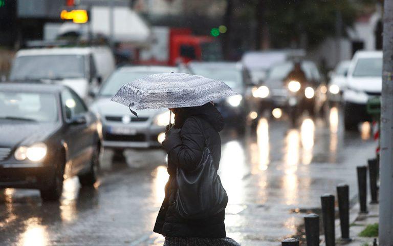 Καιρός: Ισχυρές βροχές και καταιγίδες – Δείτε που θα χτυπήσει το καιρικό φαινόμενο