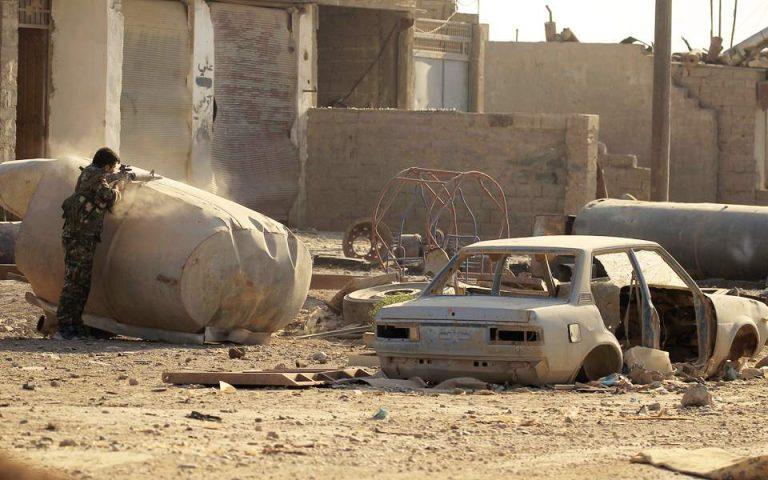 Συρία: Τουλάχιστον πέντε νεκροί από έκρηξη παγιδευμένου αυτοκινήτου