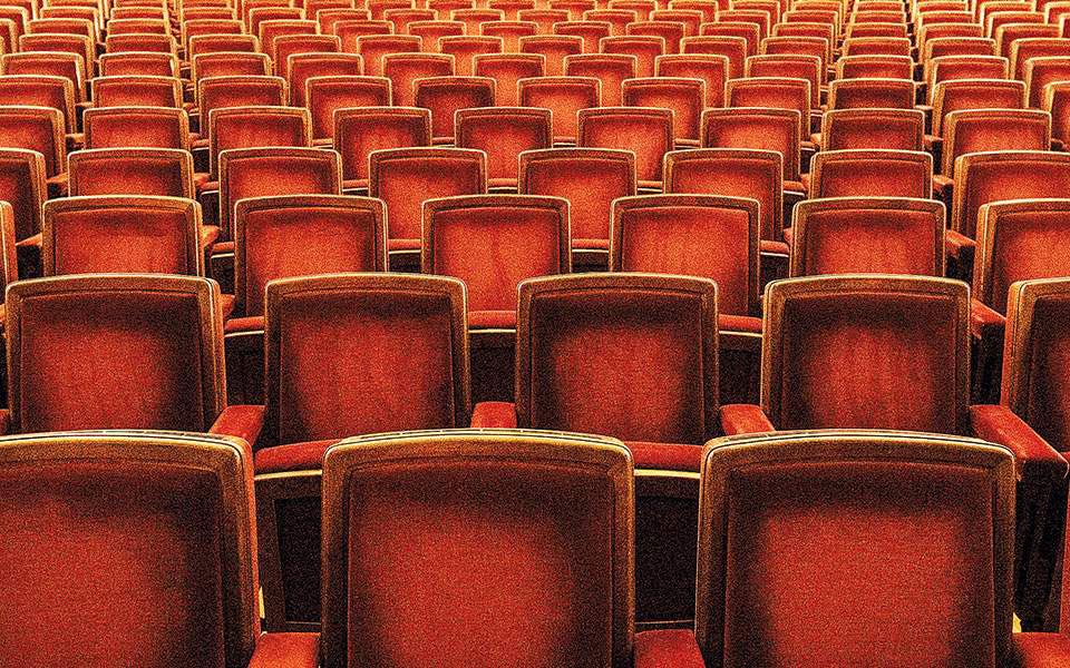 Θα επιδοτείται περίπου το 40% των θέσεων σε θέατρα που λειτουργούν και σε μικρότερο ποσοστό εφόσον κλείνουν με εντολή της πολιτείας.