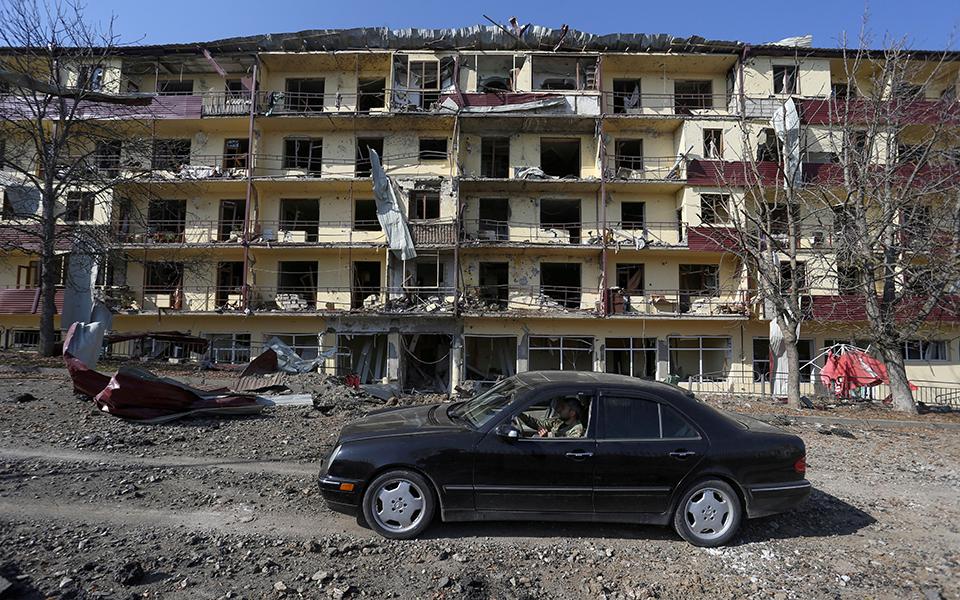 Vahram Baghdasaryan/Photolure via REUTERS