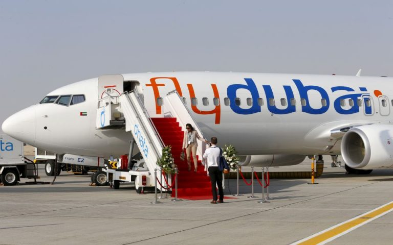 Πρώτη απευθείας πτήση από το αεροδρόμιο του Ντουμπάι προς το Τελ Αβίβ