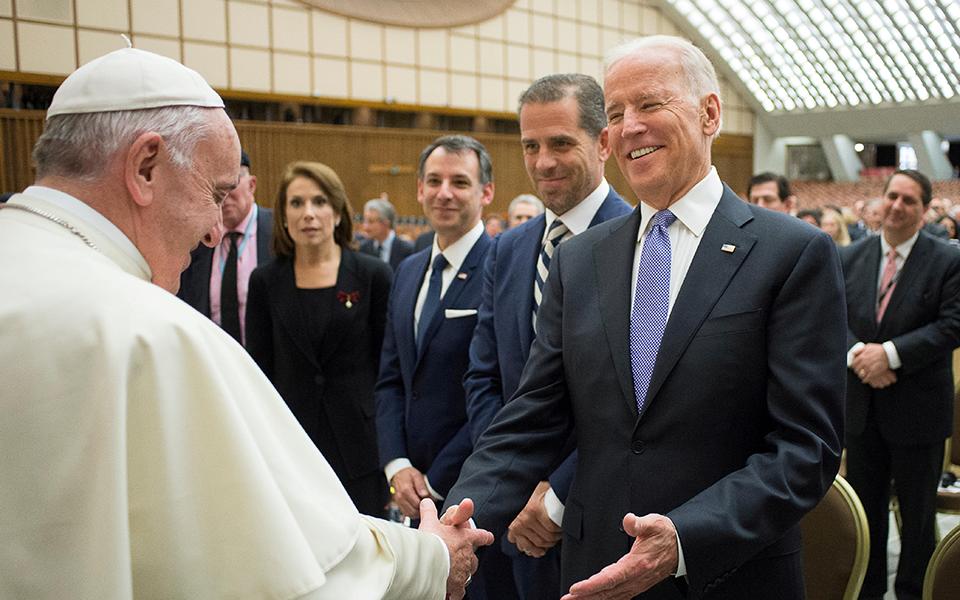 Φωτογραφία αρχείου: Osservatore Romano/Handout via Reuters