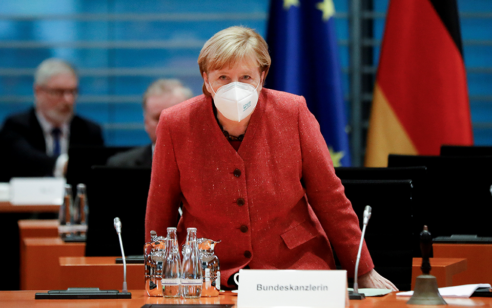 Markus Schreiber/Pool via REUTERS