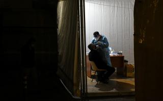 Φωτ. REUTERS / ALEXANDROS AVRAMIDIS