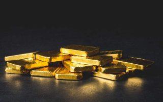 Ο χρυσός με άνοδο 0,8% έφθασε στα 1.880 δολ. η ουγγιά.
