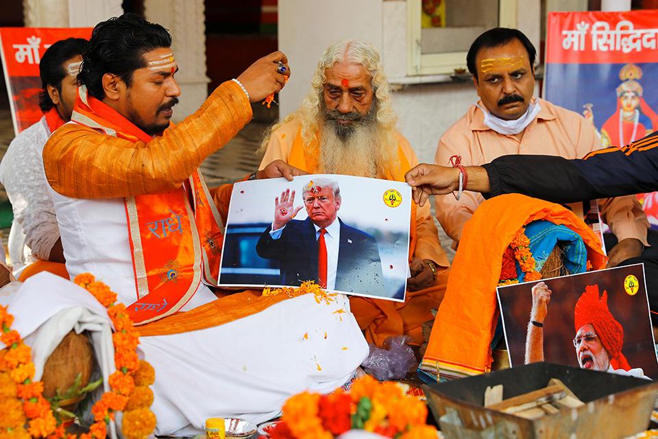 Δεξιοί ινδουιστές