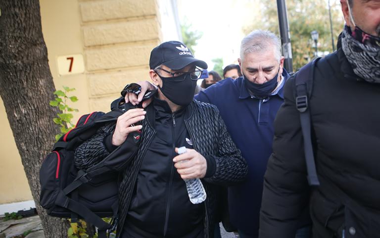 Στις 2 Δεκεμβρίου η δίκη του Νότη Σφακιανάκη από το Αυτόφωρο