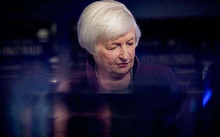 ΗΠΑ: Σε γυναίκες τρεις από τις τέσσερις κορυφαίες θέσεις του οικονομικού επιτελείου