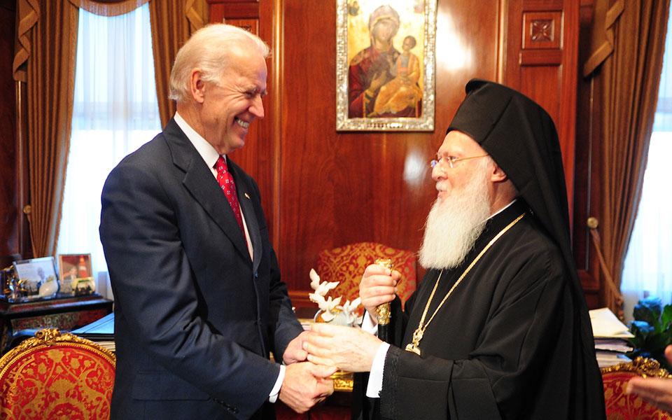 Φωτ. αρχείου: Οικουμενικό Πατριαρχείο