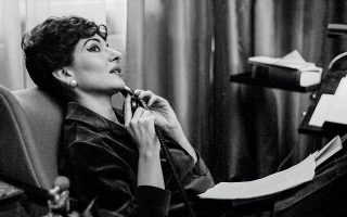 Φωτογραφίες: © Fonds de dotation Maria Callas