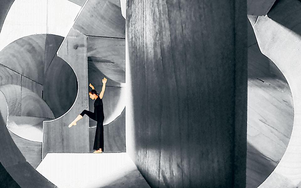 Παρουσίαση της δράσης «Σχεδιάζοντας τη ζωή στο Διάστημα #1» του Milano Design Film Festival.