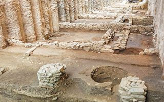 Οι αρχαιότητες στη Θεσσαλονίκη είναι πιθανότατα η πλέον σημαντική ανακάλυψη όσον αφορά τη βυζαντινή αρχαιολογία.