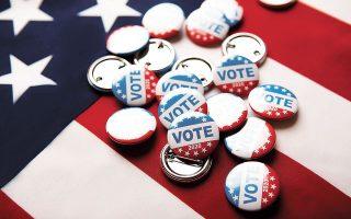 Οι αμερικανικές εκλογές είναι (και) θέαμα.