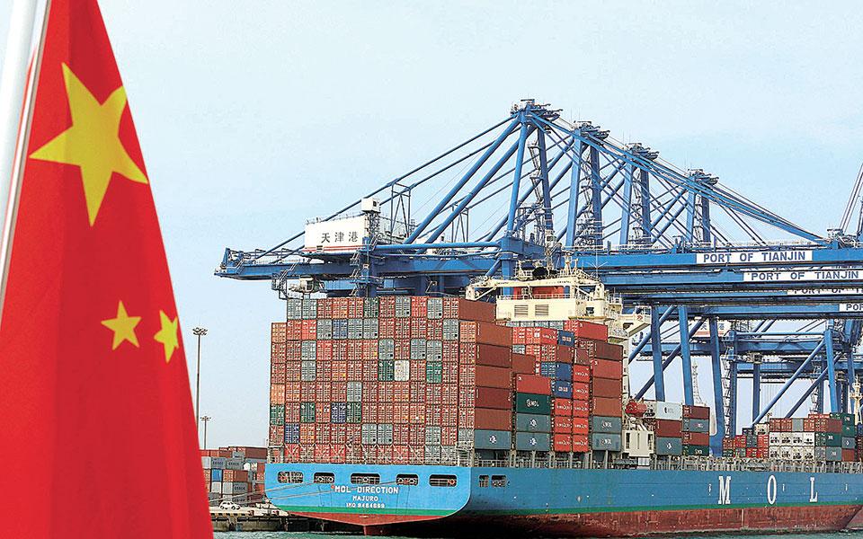 Mέσα στην επόμενη δεκαετία η Κίνα θα αυξήσει τις εισαγωγές της ώστε να φτάσουν σε αξία τα 22 τρισ. δολάρια.