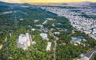 """«Ιδιαίτερη σημασία στην επιλογή για το βραβείο έχει παίξει και ο χώρος του """"Δημόκριτου"""", το campus, που είναι πολύ άνετο, μέσα στην πόλη αλλά και στο πράσινο, με εύκολη πρόσβαση και ευνοεί τη διασύνδεση των διαφόρων ερευνητικών και επιχειρηματικών πρωτοβουλιών», αναφέρει ο διευθυντής και πρόεδρος του ΕΚΕΦΕ «Δημόκριτος»."""