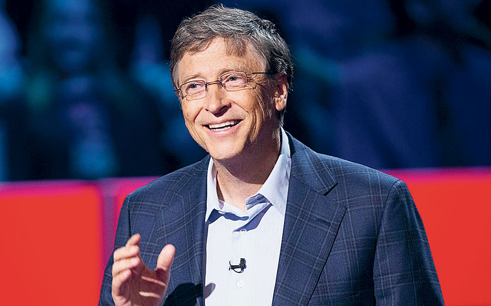 O Μπιλ Γκέιτς, ιδρυτής της Microsoft, συνεχάρη «τον πρόεδρο Μπάιντεν και την αντιπρόεδρο Χάρις», τους αξιωματούχους, αλλά και όσους οργάνωσαν την προεκλογική εκστρατεία τους.