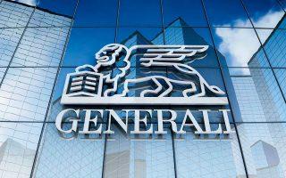 Αρχικά η ασφαλιστική εταιρεία Generali απέκτησε 8.000 τ.μ. στο νέο συγκρότημα γραφείων από την εταιρεία Panterra, αλλά πλέον σκοπεύει να αγοράσει ολόκληρο το κτίριο.