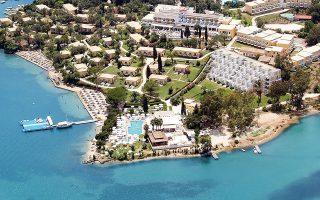Οι μονάδες στην Κρήτη, στην Κέρκυρα (φωτ.) και στη Ζάκυνθο θα διευθύνονται από την AMResorts, την εταιρεία διαχείρισης ξενοδοχειακών brands της Apple Leisure Group. Διαθέτουν συνολικά 845 δωμάτια.