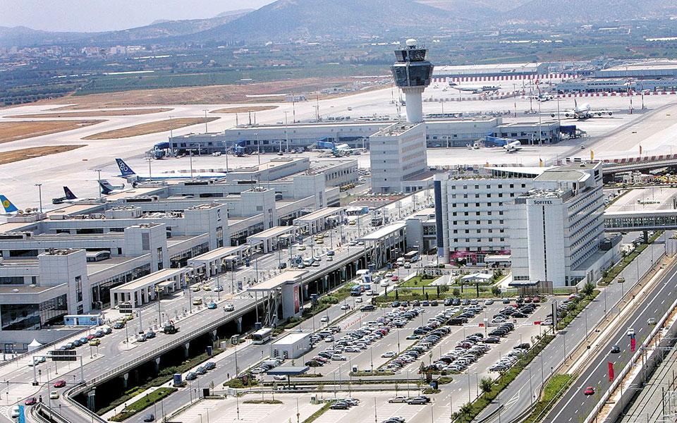 Από την άνοιξη έως και τον Οκτώβριο, στο «Ελευθέριος Βενιζέλος» μειώθηκε η επιβατική κίνηση κατά 77%.