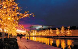 Ο «Χριστουγεννιάτικος κόσμος» του ΚΠΙΣΝ υποδέχεται διαδικτυακά το κοινό την 1η Δεκεμβρίου (φωτ. ΝΙΚΟΣ ΚΑΡΑΝΙΚΟΛΑΣ).