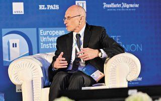 Ο Αντρέα Ενρία, επικεφαλής της εποπτικής αρχής τραπεζών της ΕΚΤ (SSM) χαρακτήρισε πρόσφατα λογικό το ενδεχόμενο το νέο κύμα κόκκινων δανείων να φτάσει στο ιλιγγιώδες ύψος του 1,4 τρισ. ευρώ.