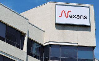 Η Nexans ιδρύθηκε πριν από 120 χρόνια, είναι εισηγμένη στο χρηματιστήριο του Παρισιού και απασχολεί περίπου 26.000 άτομα σε 34 χώρες.