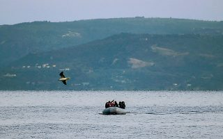 Η Ευρωπαία Συνήγορος του Πολίτη ανακοίνωσε χθες ότι ξεκινάει δική της έρευνα για τον Frontex και ειδικά «για την αποτελεσματικότητα και τη διαφάνεια του μηχανισμού καταγγελιών» (φωτ. A.P. Photo/Michael Varaklas).