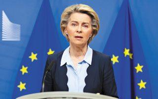 Mε tweet στα ελληνικά η πρόεδρος της Κομισιόν, Ούρσουλα φον ντερ Λάιεν, ανακοίνωσε την εκταμίευση των 2 δισ., προσθέτοντας: «Η Ελλάδα σύντομα θα λάβει άλλα 700 εκατ. Η Ευρώπη στέκεται δίπλα σου».