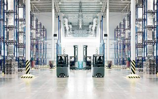 Η εταιρεία, από τις αρχικές επαφές που πραγματοποίησε στο πλαίσιο της μίσθωσης του πρώτου κέντρου logistics που αναπτύσσει, διαπίστωσε ότι η ζήτηση είναι πολύ μεγάλη.
