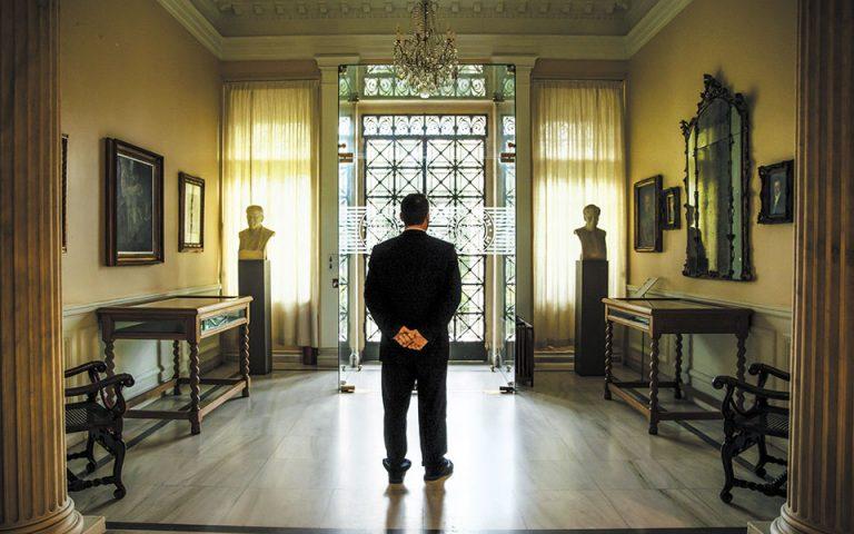 Το Μουσείο Μπενάκη εκπέμπει SOS