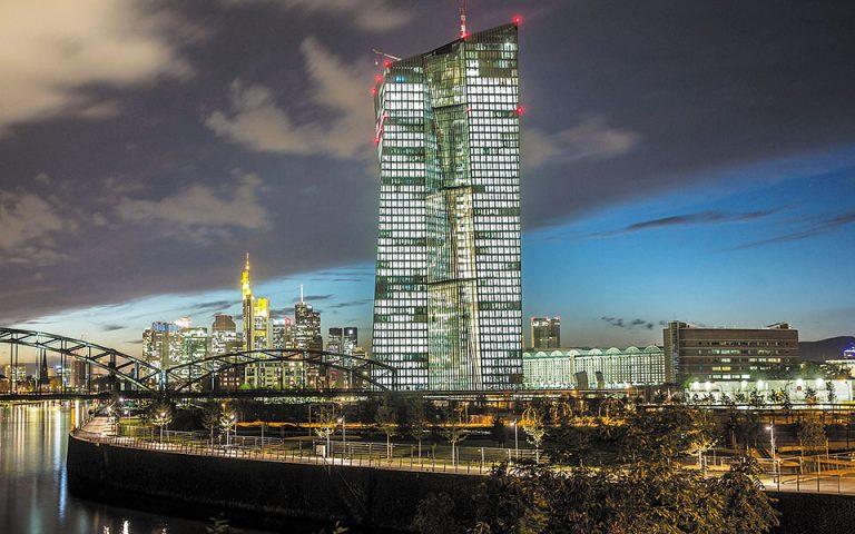 Υψηλότερες προβλέψεις για ζημίες από κόκκινα δάνεια ζητεί η ΕΚΤ