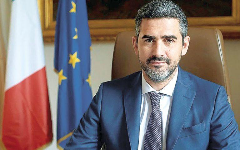 Διαγραφή χρέους ζητεί από την ΕΚΤ η Ιταλία