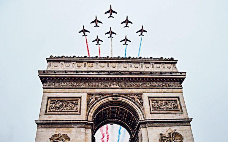 Μάρω Πρεβελάκη, γράμμα από το Παρίσι: η εκπνοή ενός διαφορετικού Νοέμβρη