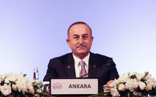 Φωτ. Cem Ozdel/Turkish Foreign Ministry via AP.