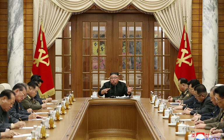 Φωτ. REUTERS/ KCNA