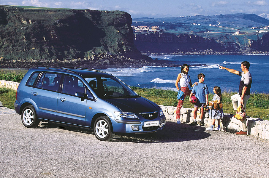 Mazda Premacy 1999 1