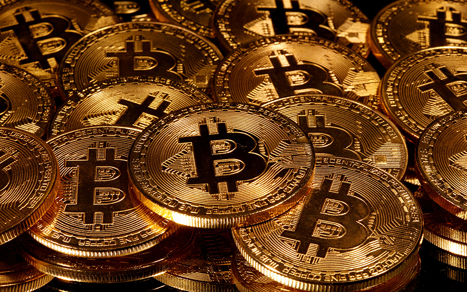 FILE PHOTO: Representations of virtual currency Bitcoin are seen in this picture illustration taken taken March 13, 2020. REUTERS/Dado Ruvic//File Photo
