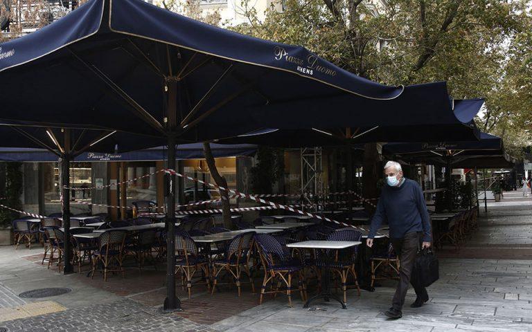 Αδ. Γεωργιάδης: Δύσκολα θα ανοίξει η εστίαση