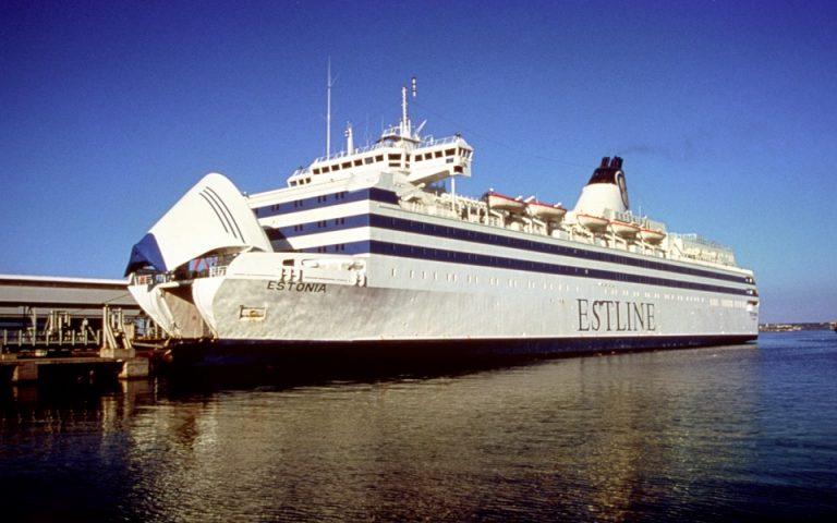 Επανέναρξη της έρευνας για το πολύνεκρο ναυάγιο του Estonia