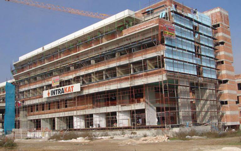 Απόσχιση κλάδου μεταλλικών κατασκευών της Intrakat