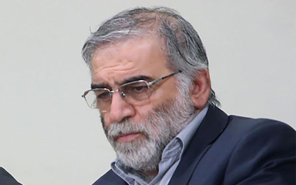 Official Khamenei Website/WANA (μέσω REUTERS)