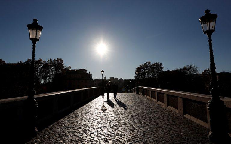 Ιταλία: Νέα αύξηση των νεκρών και των κρουσμάτων