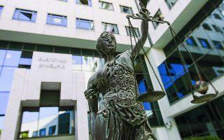 Ενδιαφέρον παρουσιάζει η πρόταση του προέδρου Πρωτοδικών Δημήτρη Φούκα, για βοήθεια από ασκούμενους δικηγόρους, αλλά και συνταξιούχους δικαστικούς, οι οποίοι θα ενεργοποιούνται για την εκκαθάριση μεγάλου αριθμού υποθέσεων.  Φωτ. ΙΝΤΙΜΕ ΝΕWS