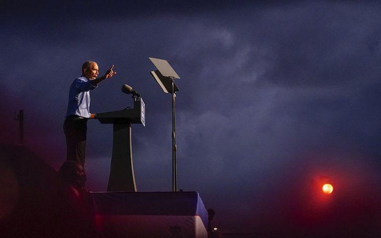 Γνωστός ράπερ θα υποδυθεί τον Μπαράκ Ομπάμα