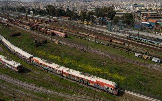 Η μεταφορά ασθενών με τρένο θεωρείται μία από τις εναλλακτικές που διαθέτει η χώρα (φωτ. INTIME/ΧΑΛΚΙΟΠΟΥΛΟΣ ΝΙΚΟΣ).