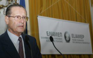 Ο επιχειρηματίας Θεόδωρος Παπαλεξόπουλος πρωτοπόρησε στην ανάπτυξη του εθελοντισμού.