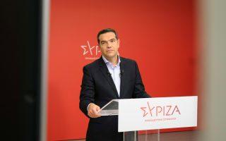 Φωτ.:ΑΠΕ-ΜΠΕ/ΓΡΑΦΕΙΟ ΤΥΠΟΥ ΣΥΡΙΖΑ/ΑΝΤΡΕΑ ΜΠΟΝΕΤΙ