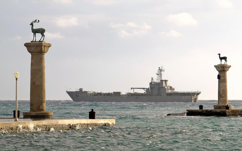 Φωτ. Hellenic Navy