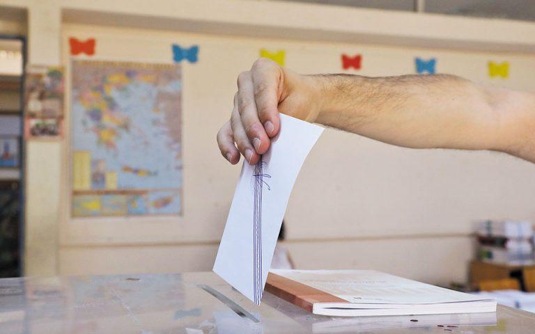 Τα κόμματα και η μεσαία τάξη