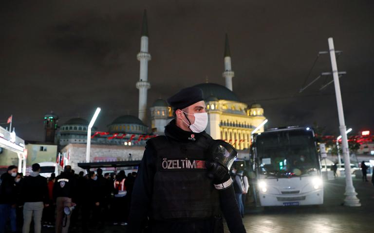 Συνελήφθη Γάλλος τζιχαντιστής στην Τουρκία
